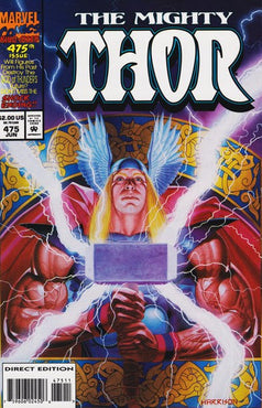 MIGHTY THOR #475 (DIRECT EDITION)
