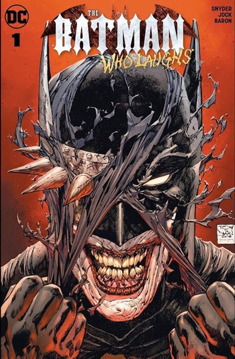 THE BATMAN WHO LAUGHS #1 TORPEDO COMICS EXCLUSIVE (LTD TO 3000)