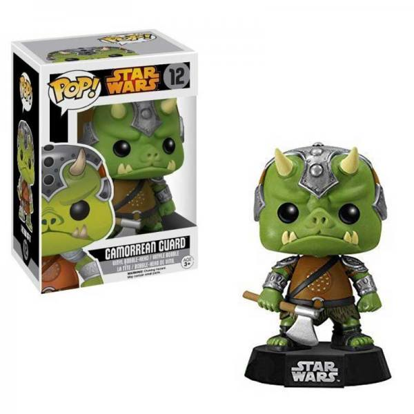 Funko POP! Star Wars Gamorrean Guard Vinyl Figure