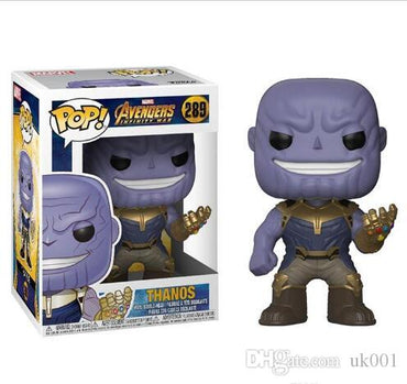 Funko POP! Avengers Infinity War Thanos Vinyl Figure