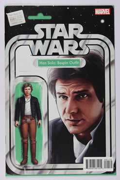 HAN SOLO #1 JTC EXCLUSIVE VARIANT