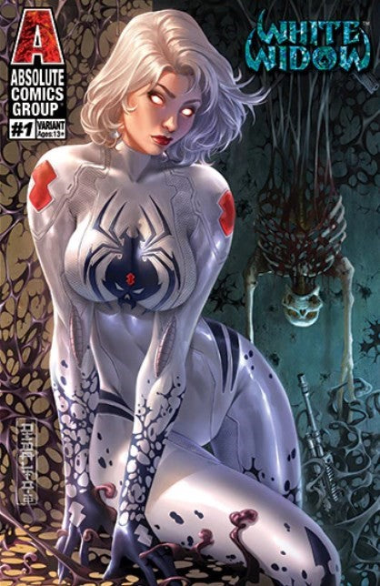 WHITE WIDOW #1 DEBALFO SUITED UP VARIANT
