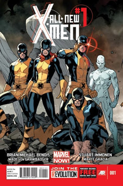 ALL-NEW X-MEN (2013) #1