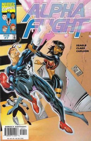 ALPHA FLIGHT (1997) #7