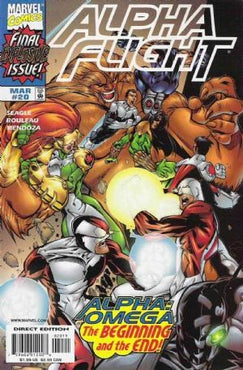 ALPHA FLIGHT (1997) #20
