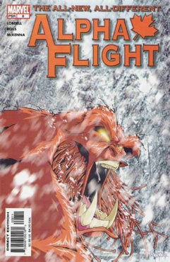 ALPHA FLIGHT (2004) #8