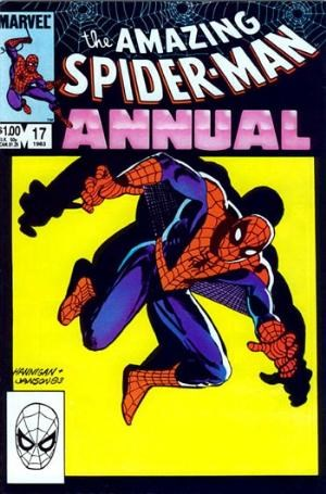 AMAZING SPIDER-MAN ANNUAL #17 (DIRECT EDITION)