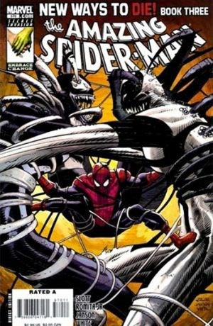 AMAZING SPIDER-MAN #570