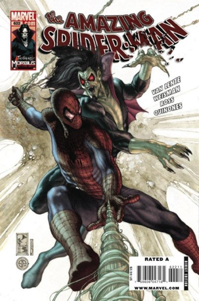 AMAZING SPIDER-MAN #622