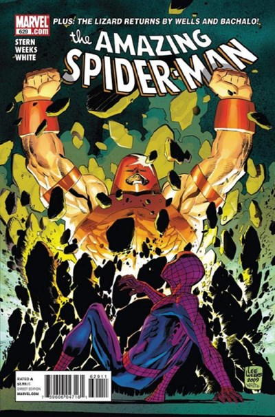 AMAZING SPIDER-MAN #629