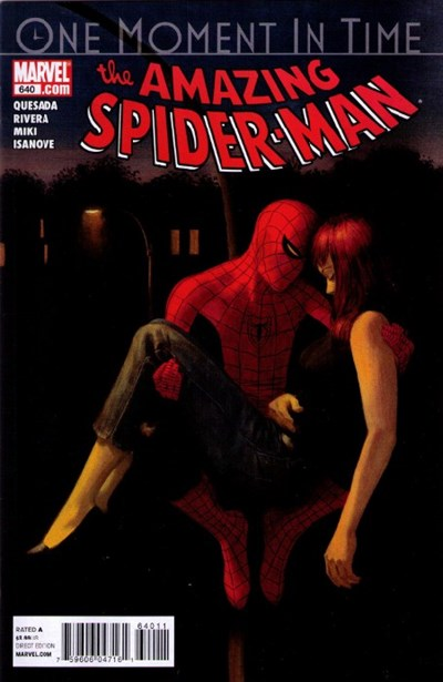 AMAZING SPIDER-MAN #640