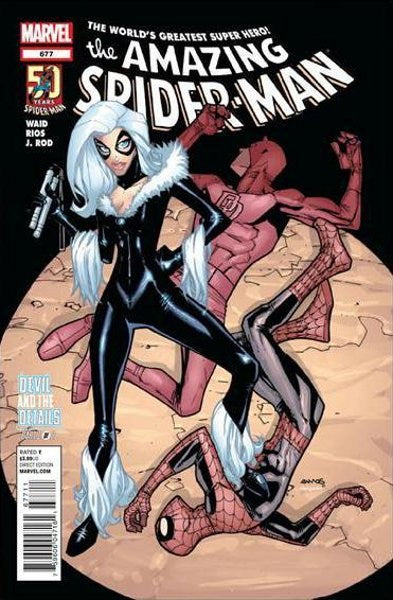 AMAZING SPIDER-MAN #677