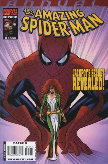 AMAZING SPIDER-MAN ANNUAL #35