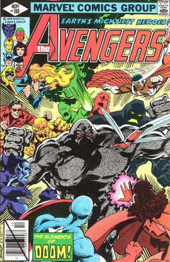 AVENGERS #188 (DIRECT EDITION)