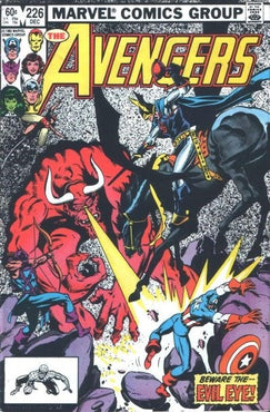 AVENGERS #226 (DIRECT EDITION)