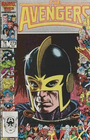 AVENGERS #273 (DIRECT EDITION)