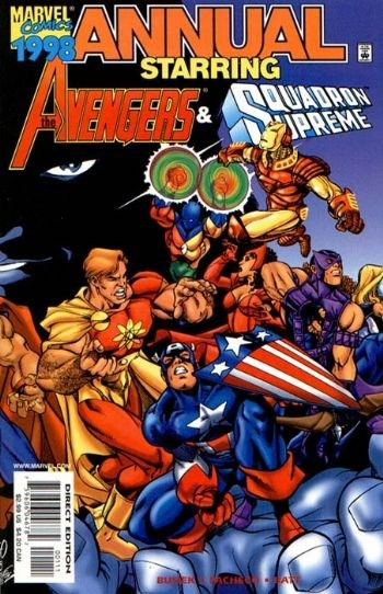 AVENGERS (1998) ANNUAL 1998
