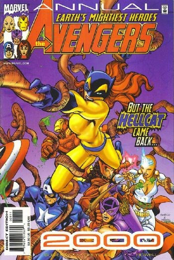 AVENGERS (1998) ANNUAL 2000