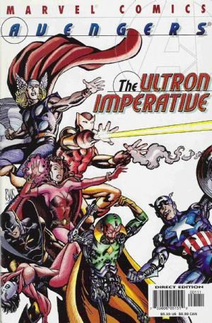 AVENGERS: THE ULTRON IMPERATIVE #1