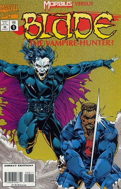BLADE THE VAMPIRE HUNTER #8