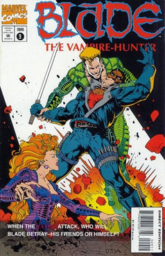 BLADE THE VAMPIRE HUNTER #9