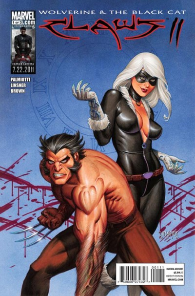 WOLVERINE & BLACK CAT: CLAWS II #1