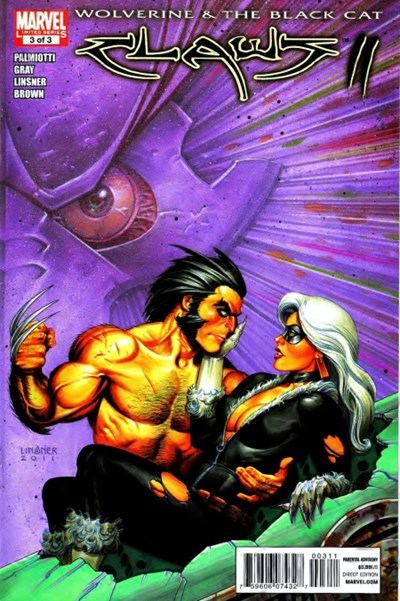 WOLVERINE & BLACK CAT: CLAWS II #3