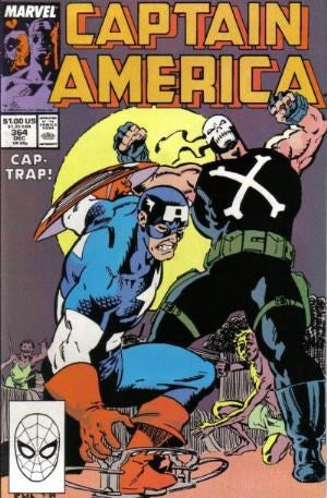 CAPTAIN AMERICA #364 (DIRECT EDITION)