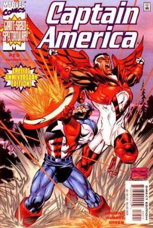 CAPTAIN AMERICA (1997) #25 (DIRECT EDITION)