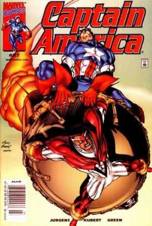 CAPTAIN AMERICA (1997) #27 (DIRECT EDITION)