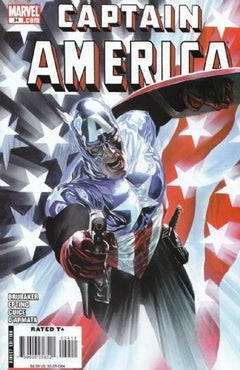 CAPTAIN AMERICA (2004) #34 ROSS COVER