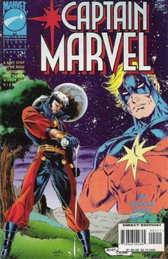 CAPTAIN MARVEL (1995) #2
