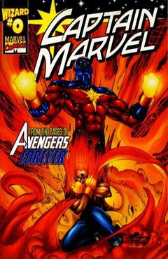 CAPTAIN MARVEL (1999) #0
