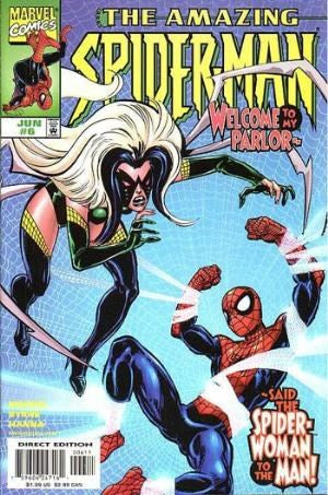 AMAZING SPIDER-MAN (1999) #1-18 SET