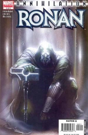 ANNIHILATION RONAN #1-4 SET