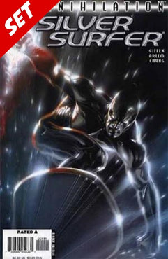 ANNIHILATION SILVER SURFER #1-4 SET