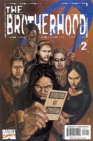 BROTHERHOOD #1-9 SET