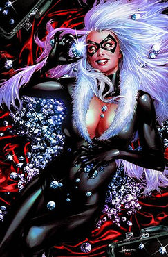 BLACK CAT #1 JAY ANACLETO VIRGIN VARIANT