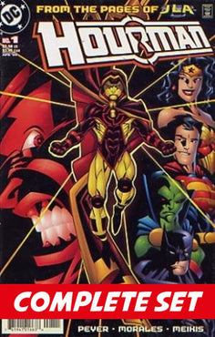 Hourman set #1-3