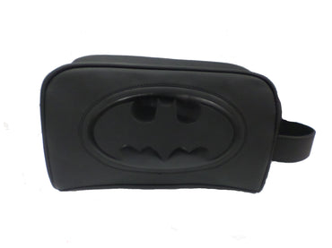 Batman Beyond PU Toiletry Bag with embossed Logo