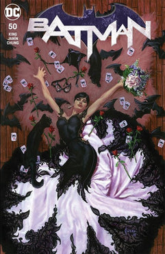 BATMAN #50 JOE JUSKO VARIANT