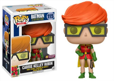Funko POP! DC Batman DKR Carrie Kelley Robin PX Exclusive Vinyl Figure
