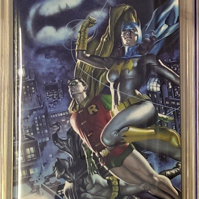 DETECTIVE COMICS #1000 BUY ME TOYS VIRGIN EXCL. CGC 9.8