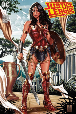 JUSTICE LEAGUE #1 (2018) MARK BROOKS VARIANT