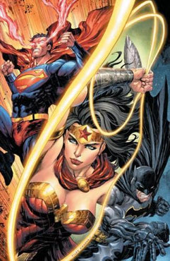 JUSTICE LEAGUE #1 (2018) KIRKHAM VIRGIN VARIANT