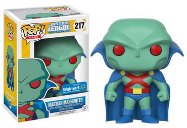 Funko POP! DC Justice League Unlimited Martian Manhunter Exclusive