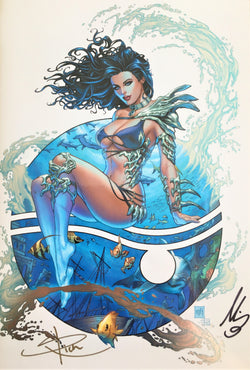 FATHOM #1 NYCC EXCLUSIVE SIGNED BY RICH & KROME