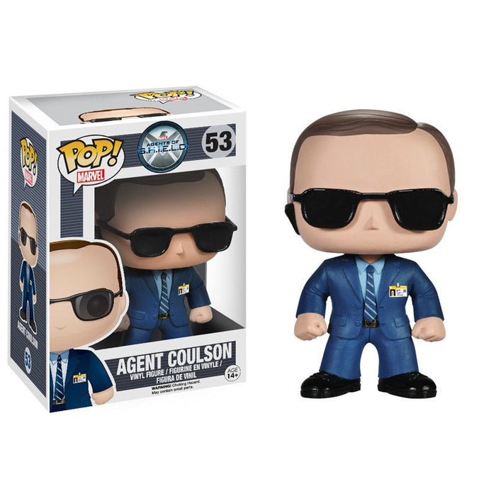 Funko POP! Marvel Agents of S.H.I.E.L.D. Agent Coulson Vinyl Figure