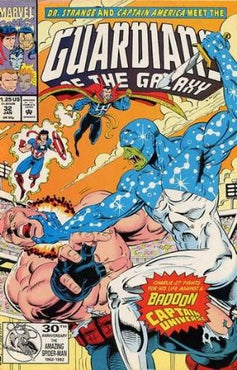 Guardians of the Galaxy #32 Vol.1 (1990)