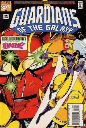 Guardians of the Galaxy #56 Vol.1 (1990)